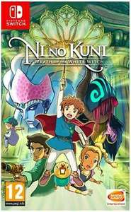 Ni No Kuni Wrath of the White Witch (Switch) £26.36 delivered with code at The Game Collection eBay