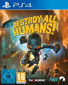Destroy All Humans! (PS4 / Xbox One) £23.16 Delivered @ The Game Collection via eBay