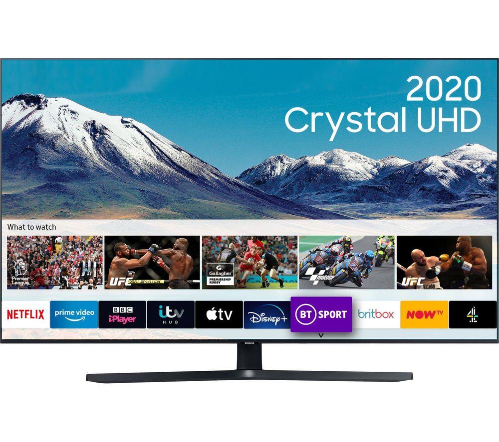 Samsung UE65TU8500 (2020) HDR 4K Ultra HD Smart TV, 65 inch with TVPlus, Black - £824 delivered using code @ rgbdirect / eBay