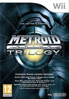 Metroid Prime Trilogy (Wii) £39.95 @ musicmagpie ebay