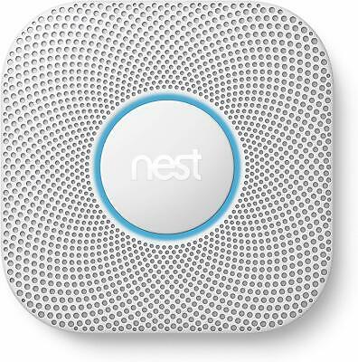Nest Protect 2nd Generation Smoke Alarm (Refurb) £67.99 with code @ stockmustgo eBay