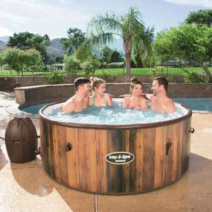 Lay-Z-Spa Helsinki AirJet Hot Tub £819.98 delivered @ Very