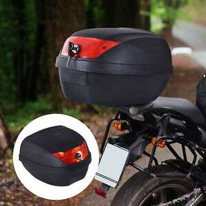 HOMCOM 28L motorcycle tail helmet box for £19.19 delivered using code @ eBay / outsunny