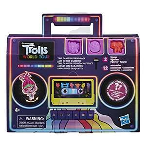 Trolls Tiny Dancers Friend Pack with 2 Tiny Dancers Figures, 2 bracelets and 10 Charms £2.50 prime / £6.99 non prime @ Amazon