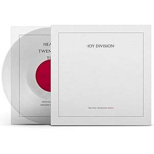 Joy Division - Closer (40th Anniversary Limited Crystal Clear Edition) [VINYL] £19.99 Prime + £2.99 Non Prime @ Amazon