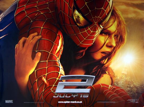 Spider-Man 2 (4K Ultra HD Rental) - £1.99 @ Amazon Prime Video