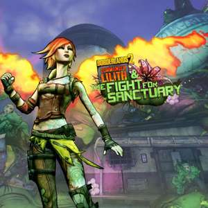 [PC EGS] Borderlands 2 Commander Lilith & the Fight for Sanctuary DLC - Free - Epic Games Store
