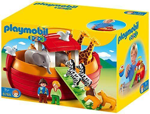 Amazon Playmobil 1.2.3 My Take Along 1.2.3 Noah's Ark £11.50 (+£4.49 Non Prime) @ Amazon