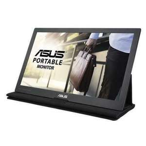 "ASUS MB169C+ 15.6"" FHD IPS Monitor 15.6"" Display IPS Panel MB169C+ (GRADE A) £118.79 using code @ Ebay / Box Deals"