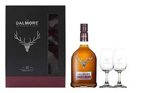 The Dalmore 12 Year Old Gift Set £43 @ Amazon