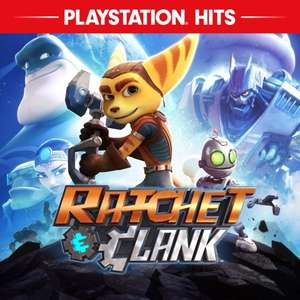 PS Hits : Uncharted (Nathan Drake Collection | A Thief's End) | Until Dawn | Ratchet & Clank - PS4 Games £7.99 Each @ PlayStation Network