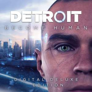 Detroit: Become Human Digital Deluxe Edition (PS4) - £9.98 (£8.69 with Simplygames Credit or £8.85 With Shopto Credit) @ Playstation Store