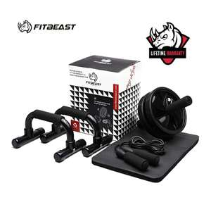 3 in 1 Abdominal Exercise Set - £17.33 Sold by FlyingEleph and Fulfilled by Amazon (+£4.49 non prime)