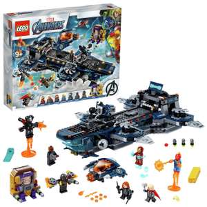 LEGO Marvel Avengers 76153 Helicarrier - £88 + free Click and Collect @ Argos