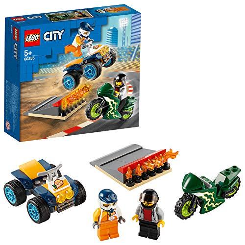 LEGO City 60255 Nitro Wheels Stunt Team - £6.53 (Prime) + £4.49 (non Prime) at Amazon