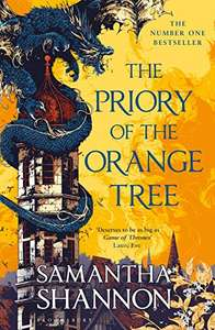 The Priory of the Orange Tree by Samantha Shannon kindle edition £1.89 @ Amazon