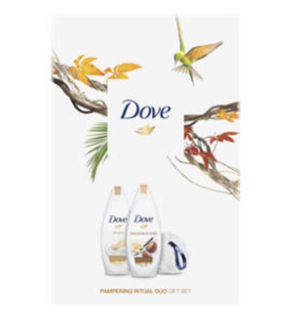 Dove pampering futal gift set - 62p instore @ Asda, Hunts Cross