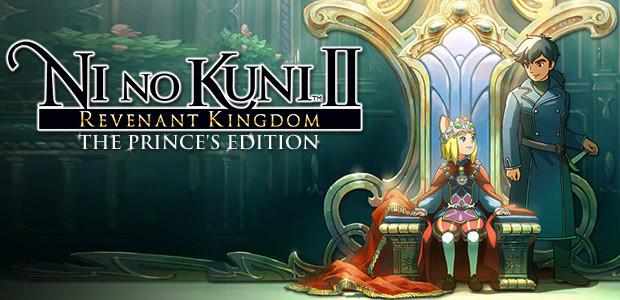 Ni No Kuni 2: Prince's Edition - £14.23 @ Gamesplanet