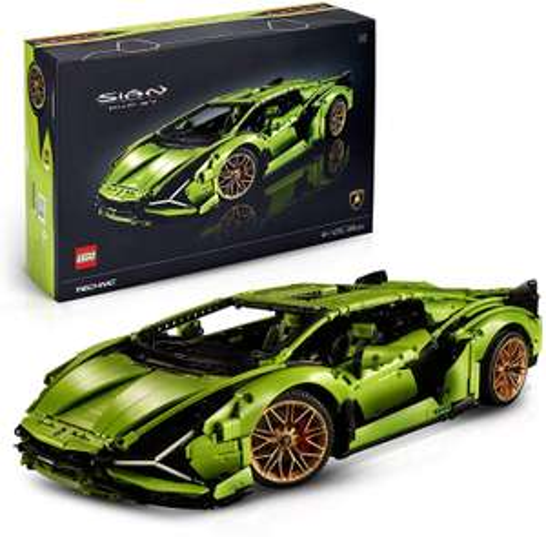LEGO Technic 42115 Lamborghini Sián FKP 37 £241.59 with code (Member offer) @ John Lewis & Partners