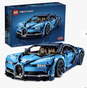 Lego 42083 Bugatti Chiron (John Lewis card holders only) £199.99 from John Lewis & Partners