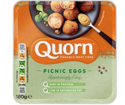 3 x Quorn Picnic Eggs 180g for £1 @ Farmfoods Dewsbury
