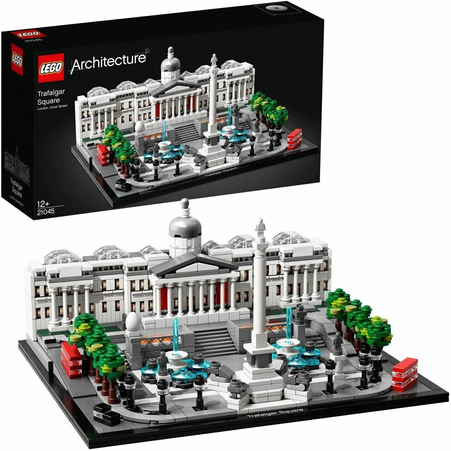 Lego Architecture 21045 Trafalgar Square £54.99 @ velocityelectronics eBay