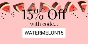 Gorgeous Shop - 15% off site wide with code