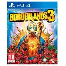 Borderlands 3 [PS4 Game] - £10 @ Tesco