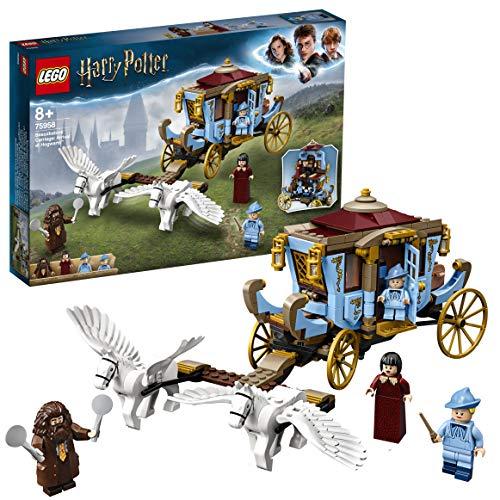 LEGO Harry Potter 75958 Beauxbatons' Carriage: Arrival at Hogwarts - £32.95 @ Amazon