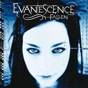 Evanescence Fallen Debut Vinyl - £14.49 (+£2.99 Non-Prime) @ Amazon