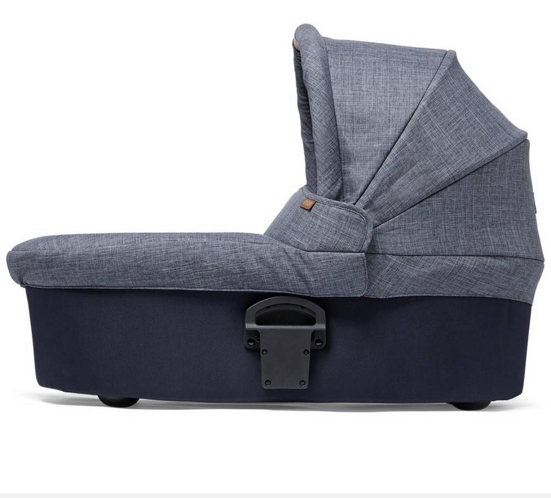 Mamas & Papas Sola Carry Cot - Navy Marl £36.99 @ Argos