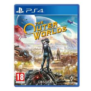 [PS4] The Outer Worlds - £19.99 C&C @ Smyths