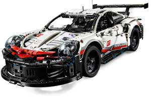 LEGO Technic 42096 Collectable Car Models Porsche 911 RSR Race Car - £95.19 delivered with code @ John Lewis & Partners (John Lewis members)