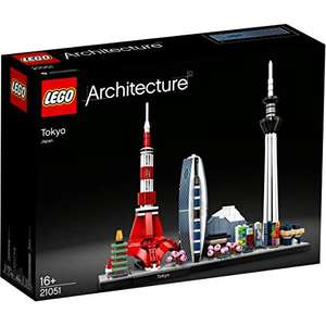 LEGO Architecture 21051 Tokyo Model, Skyline Collection, Collectible Building Set - £39.95 @ Amazon / Dispatched from and sold by iZilla.