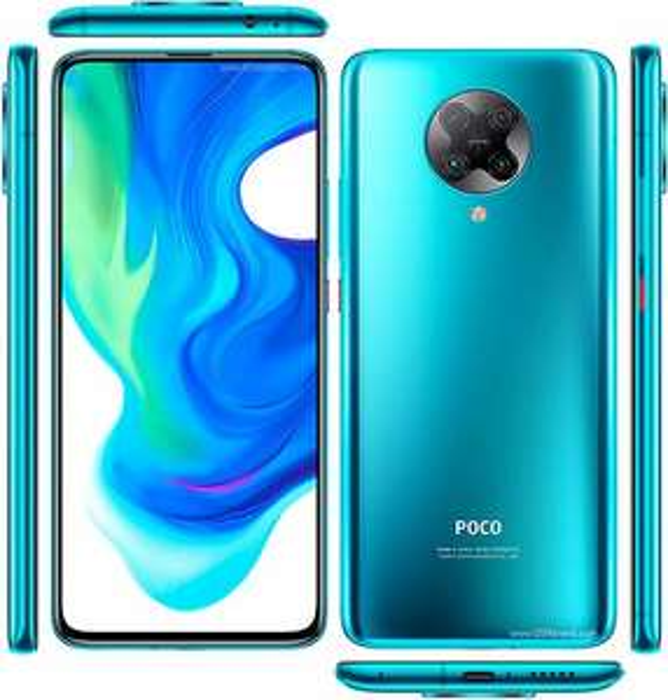"GRADE A1 - Xiaomi POCO F2 Pro Neon Blue 6.67"" 6GB 128GB 5G Dual SIM Unlocked & SIM Free @ Laptopsdirect - £351.05"