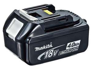 3 x 4ah Makita batteries (with indicators) - £107.97 Delivered @ ITS