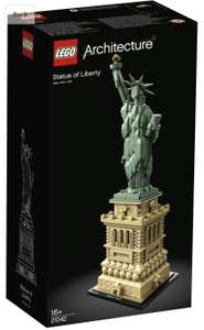 LEGO Architecture 21042 Statue of Liberty - £66.32 delivered @ Amazon Germany