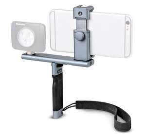 Manfrotto TwistGrip Complete Kit Modular Smartphone Rig for smartphone recording accessories - £25.99 @ theoutletshopuk ebay