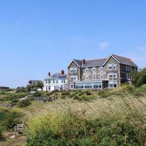 Two night Clifftop stay Lizard Cornwall - Hotel with daily breakfast for 2 people + cream tea = £103.20 with code (new account) @ Groupon