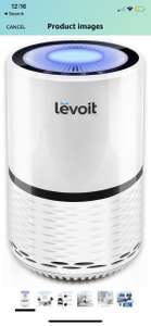 Levoit Air Purifier £63.99 Sold by adiman and Fulfilled by Amazon
