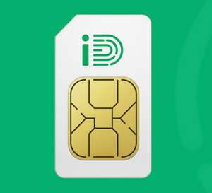 Unlimited Data, Mins & Texts £18 per month + Roaming (30 day rolling contract) @ iD Mobile