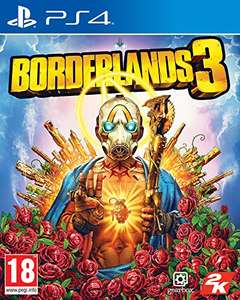 Borderlands 3 (PS4) - £9.97 Prime / £12.96 Non Prime @ Amazon