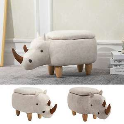 Kids Rhino Storage Stool £26.39 delivered, using code @ eBay / 2011homcom
