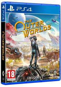 The Outer Worlds (PS4) - £19.85 delivered @ Base