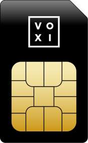Voxi 12gb Unlimited Text and Calls £10 per month rolling sim only - £10 Upfront / £10 voucher on activation @ e2save