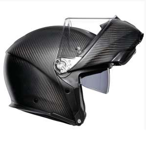 AGV Sports Modular full Carbon Fiber Motorcycle Helmet £299.99 at Infinity Motorcycles