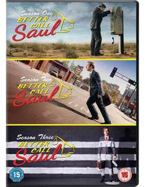 Better Call Saul - Season 1-3 - £22 @ Zoom