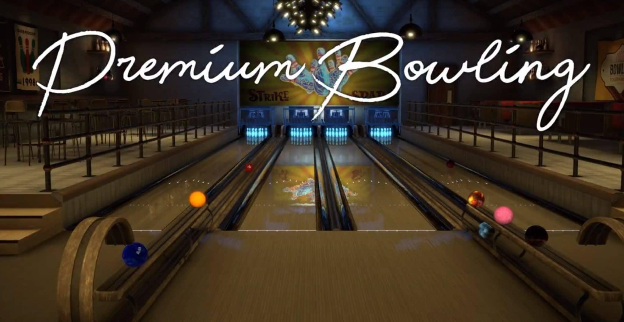 Premium Bowling - £13.49 @ Oculus Quest store