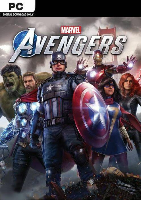 Marvel's Avengers - PC - £41.99 @ CDKeys