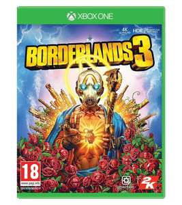 [Xbox One] Borderlands 3 - £10 @ Tesco
